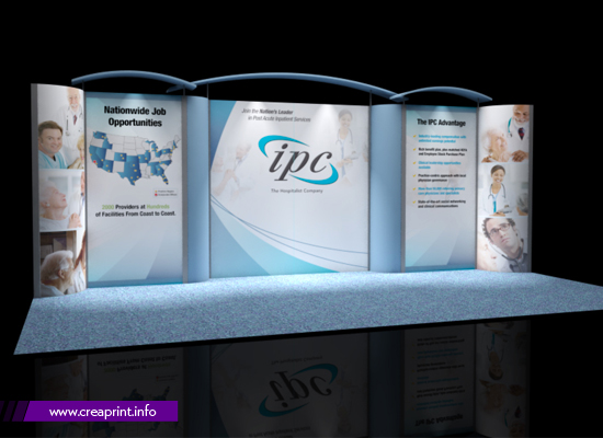 Pop Up Stand, Pop Up Advertising Stand, Pop Up Exhibition Stand, Printing Pop Up Stand in Lebanon, Exhibition Display Stand, Pop Up Exhibition Stand